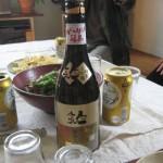メインは福島の日本酒