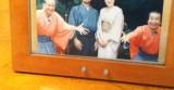 結婚式にはあの染の介・染め太郎さんに来てもらったとか!