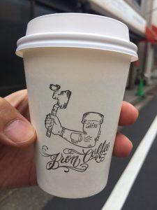 おしゃれなカップ