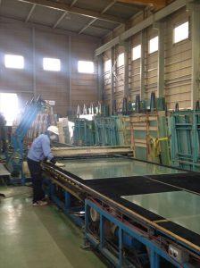 九州工場での製造