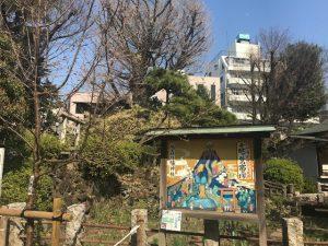 千駄ヶ谷富士塚MAP