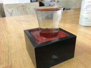 お酒は380円