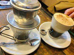 コーヒーミルクフィンとエッグコーヒー