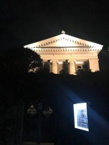 迫力ある大原美術館
